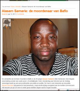 Baflo-dader