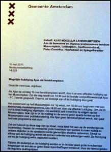 Ajax-kampioen