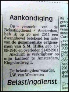 Hillis-crimesite