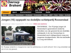 Roosendaal-moord